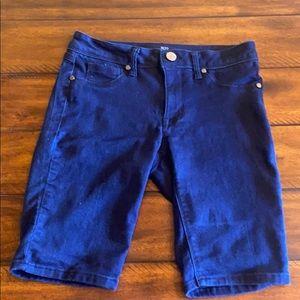 1822 Denim Shorts